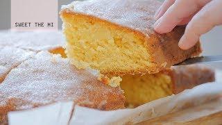 Lemon Drizzle cake FOOD VIDEO  스윗더미 . Sweet The MI
