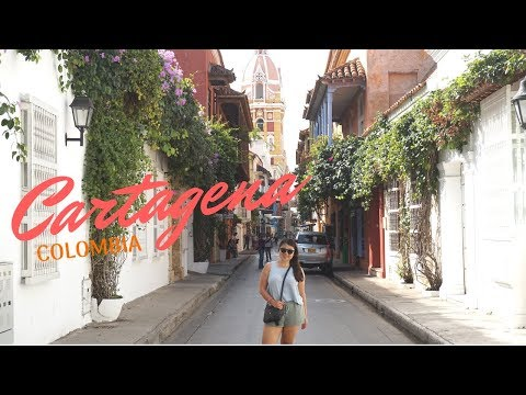 Colombia Vlog: Charming Cartagena!