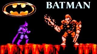 Batman: прохождение (walkthrough) Batman 1 (NES, Famicom, Dendy)