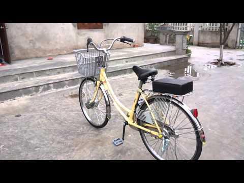thiết bị tự chế xe đạp điện giá rẻ !0976448449
