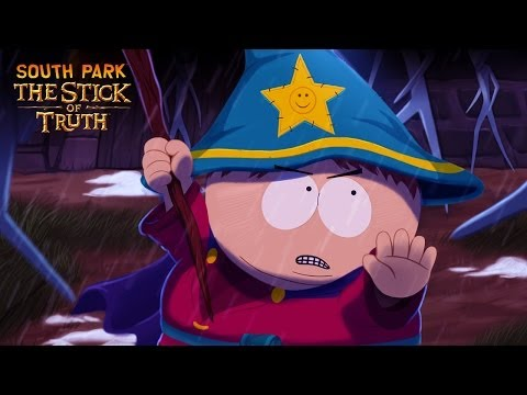 South Park: The Stick of Truth - Launch Trailer [NL]