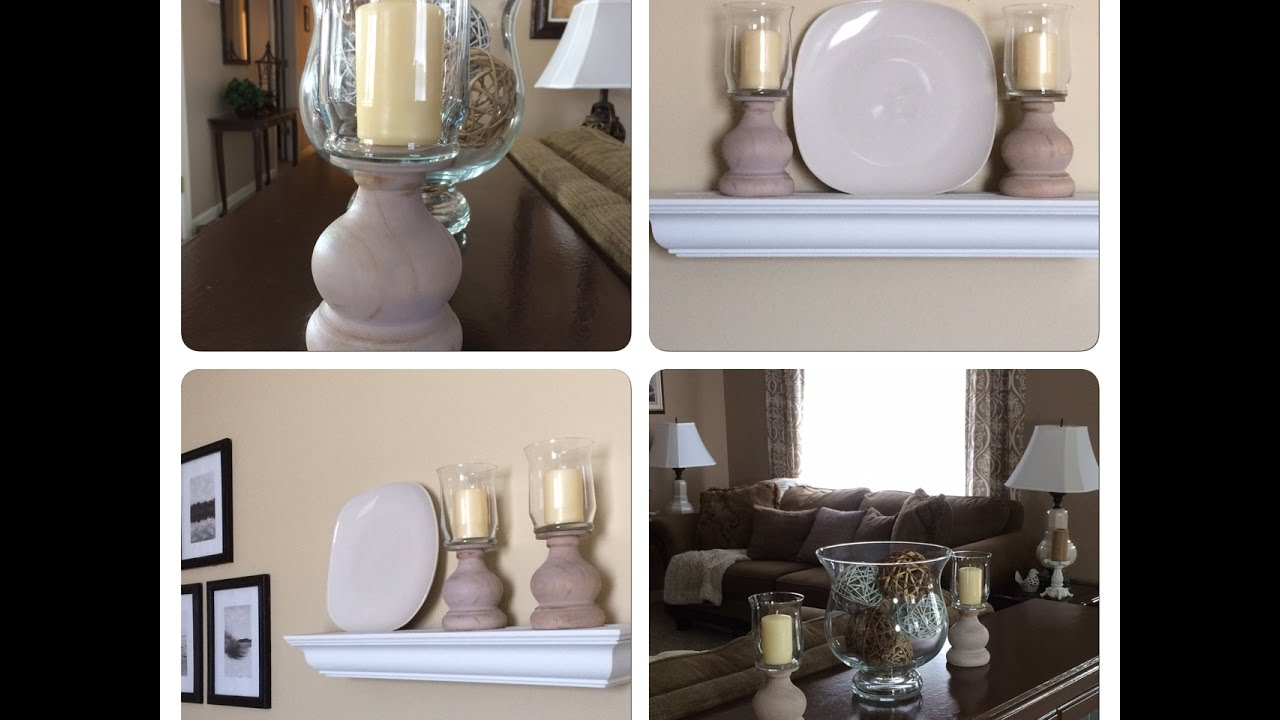 Diy dollar tree votive candle holders pottery barn for Kitchen cabinets lowes with candle holder tree