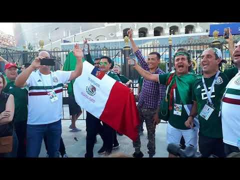 ЧМ 2018.Мексиканцы в