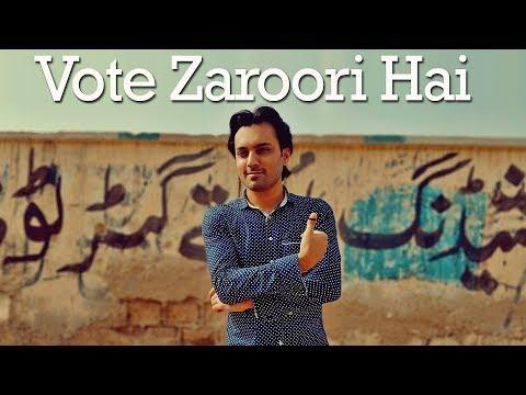 VOTE ZAROORI HAI | ELECTION SPECIAL | THE IDIOTZ | FUNNY