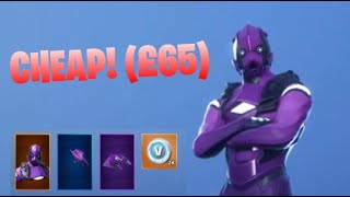 How I Got The New Fortnite XBOX DARK VERTEX SKIN For 65% Off! (£40)