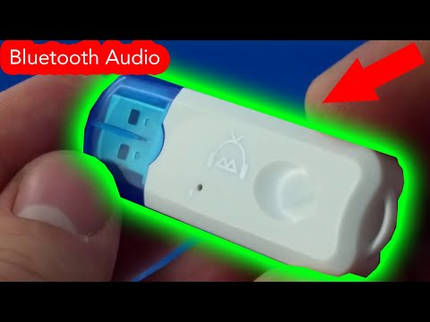 USB Wireless Bluetooth Audio Music Receiver from Aliexpress.com Unboxing haul
