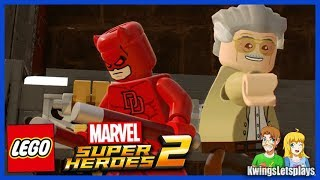 Lego Marvel Super Heroes 2 Free Roam Adventures Part 39