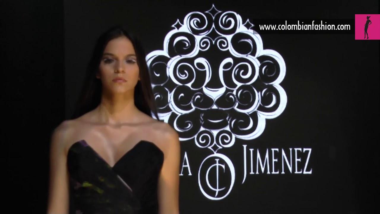 Pasarela Claudia Jiménez - Neiva Expomoda 2017