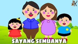 Satu Satu Aku Sayang Ibu   Sayang Semuanya   Lagu Anak Populer   Bernyanyi dan Bermain   Kancaku