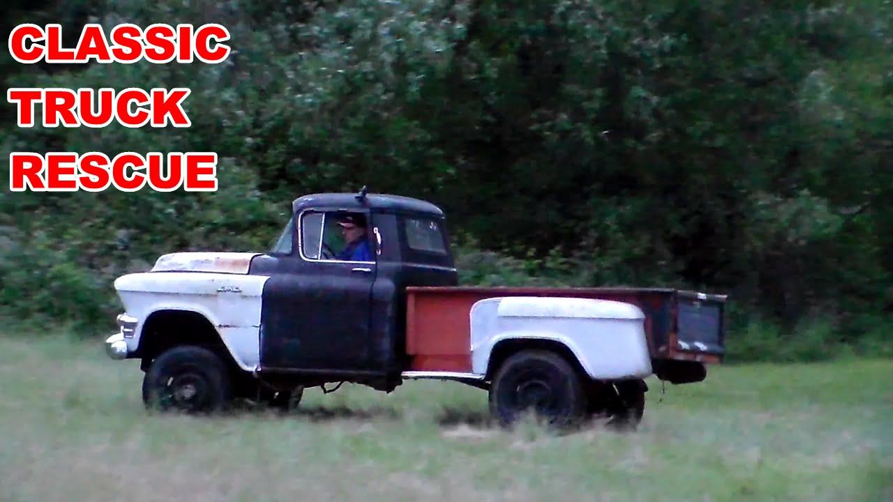 55 GMC 3/4-Ton Napco 4X4