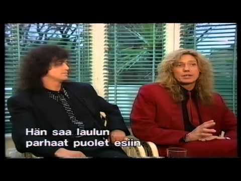 Jimmy Page & David Coverdale interview -93 (re-upload)