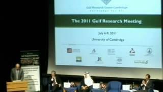 H.E. Maj. Gen. Dr. Abdul Latef Bin Rashid Al-Zayani (GRM 2011) part 1 of 2