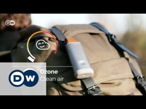 #DoingYourBit: Air quality tracker to go | DW English