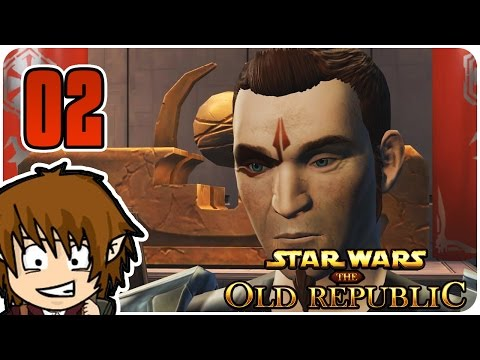 SWTOR SITH INQUISITOR: DER BACHELOR! [Star Wars The Old Republic Gameplay Deutsch #02]