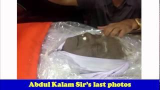 apj abdul kalam death   his last moments   photos in shillong