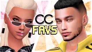 Los Sims 4: CC | FAVORITOS DE FEBRERO | UNEXPECTED Maxis Match Vs Alpha CC 😱