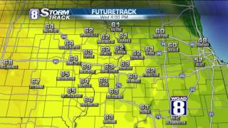 StormTrack 8 Morning Forecast April 13, 2016