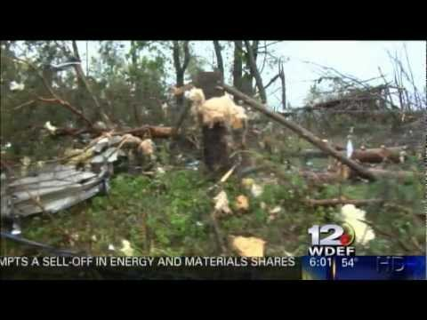 Bledsoe County Tornado PKG