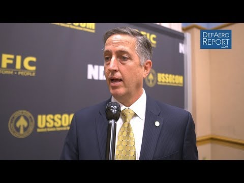 USSOCOM's Smith on Acquisition Priorities, Industry Opportunities