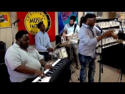 Davell Crawford @ Louisiana Music Factory JazzFest 2014 Part II