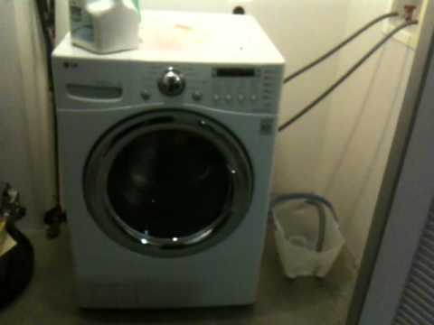 LG Washer / Ventless Dryer WM3987HW Not Drying? This might help ...