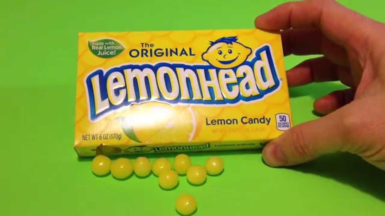 LEMONHEAD CANDY REVIEW