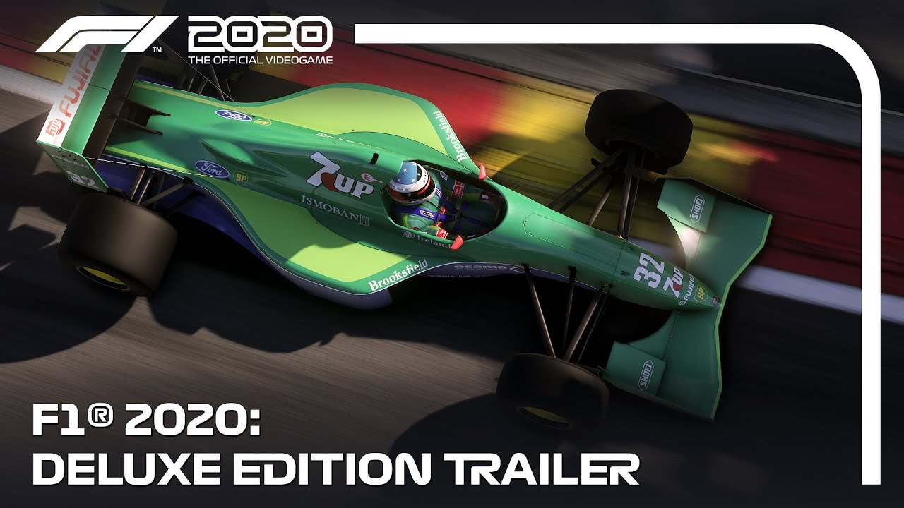 F1® 2020 | Deluxe Schumacher Edition Trailer