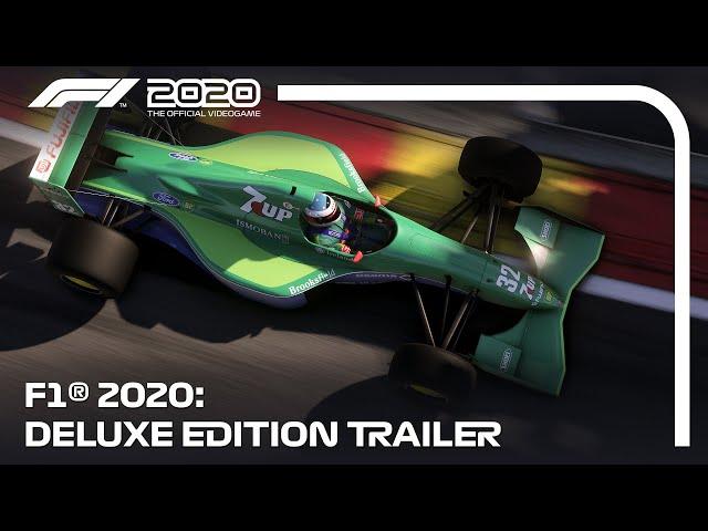 F1® 2020 | Deluxe Schumacher Edition Trailer