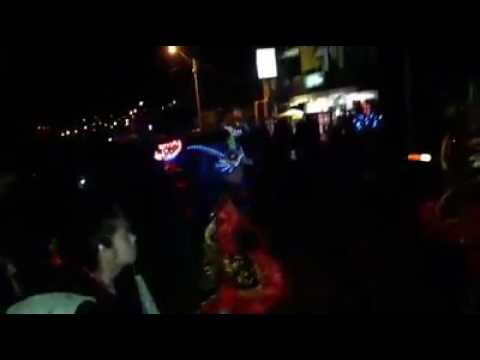 Real Mass'I - Saliendo Ala Procesion Nocturna - Huasco 2017