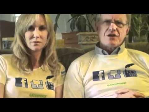 Rachelle Carson and Ed Begley Jr