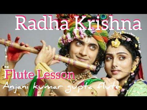Chords for Radha Krishna Flute Theme Tune | Radha Krishna