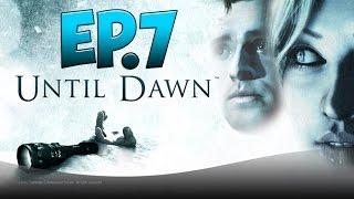 Стрим-прохождение Until Dawn [#7. Пытаемся спасти всех]