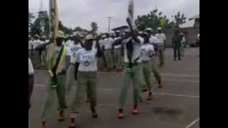 NYSC 2011/2012 Batch B Passing Out Parade In Lagos
