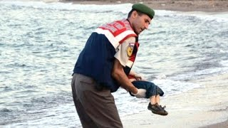Image Of Drowned Syrian Boy Spurs Calls For Action