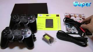 Sony PlayStation 2 видеообзор