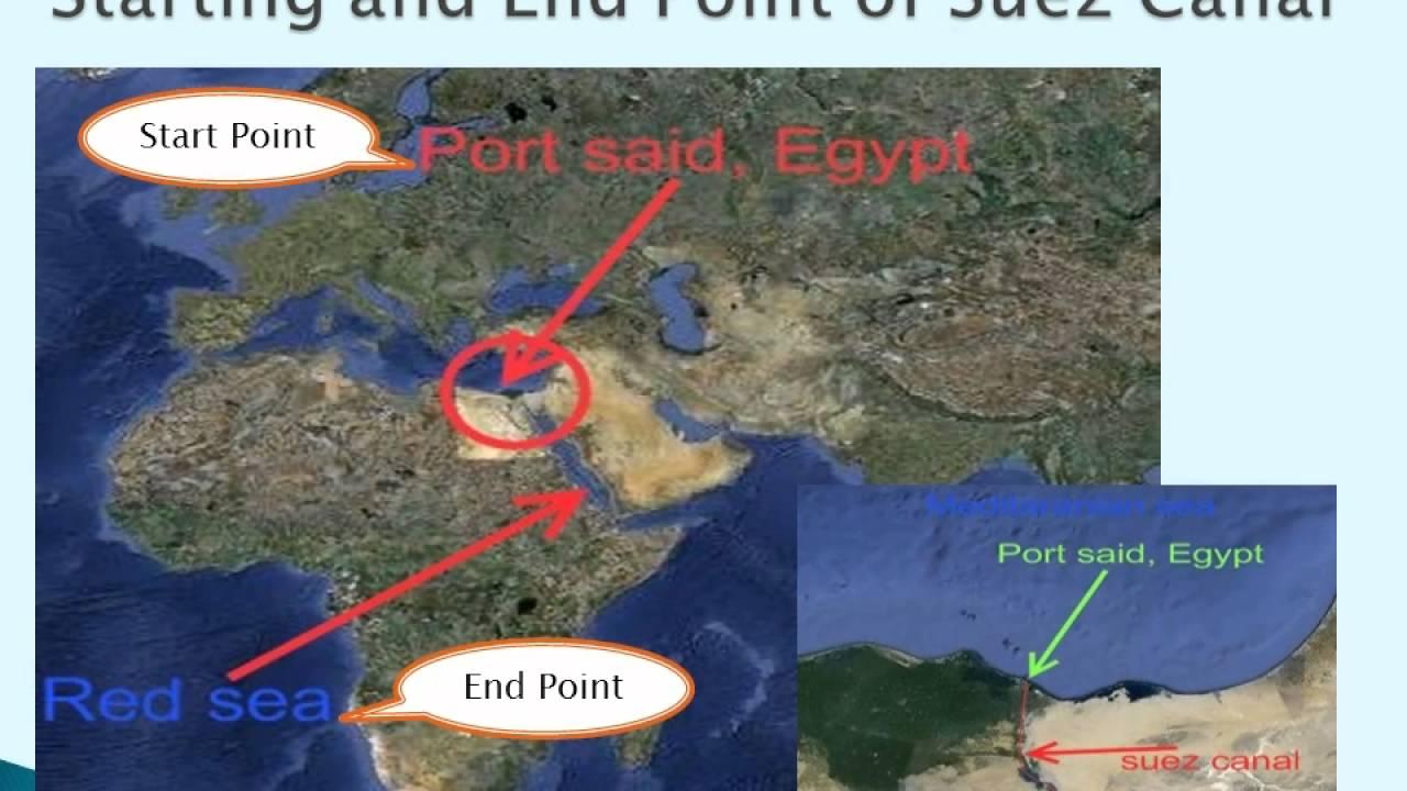 Suez Canal Youtube