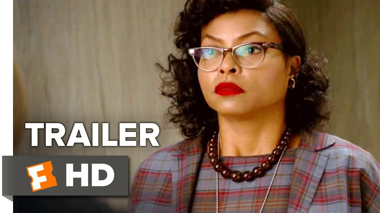 Hidden Figures Official Trailer 1 (2017) - Taraji P ...