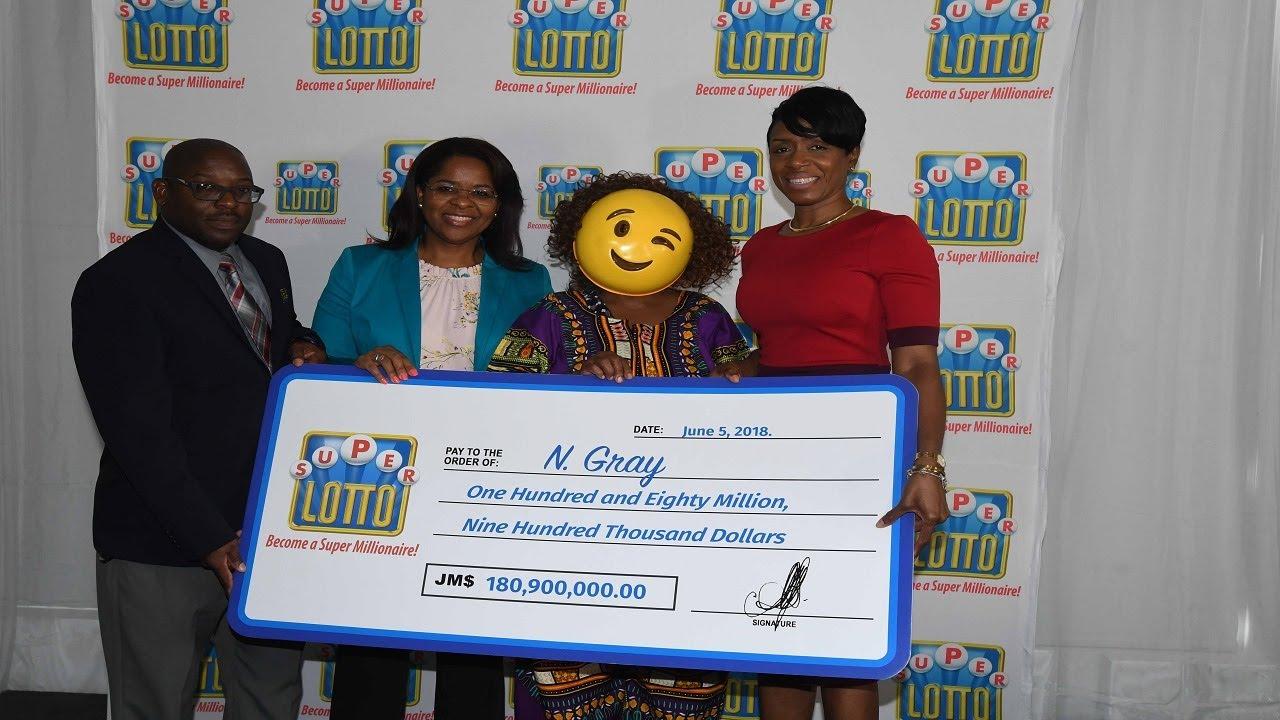 Lottojackpot