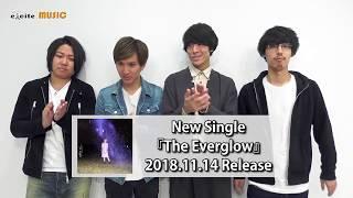 SHE'S/New Single『The Everglow』メッセージ