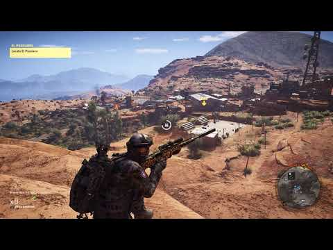 Tom Clancy's Ghost Recon Wildlands PC - San Mateo - El Pozolero - MAX Settings 1440p 60FPS