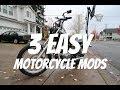 Motorcycle Mods / Honda Rebel