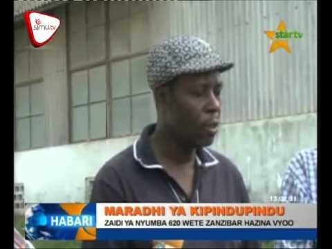 Nyumba Zaidi Ya 620 Zakosa Vyoo Wete Visiwani Zanzibar