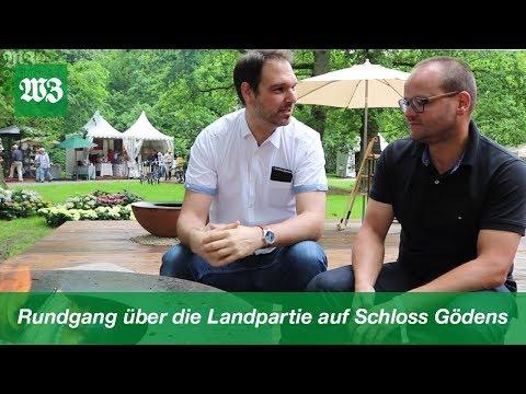 Rundgang über Die Landpartie Auf Schloss Gödens | Wilhelmshavener Zeitung