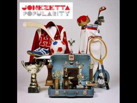 Jonezetta - The City We Live In