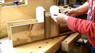 Making A Steam Train Patio Planter