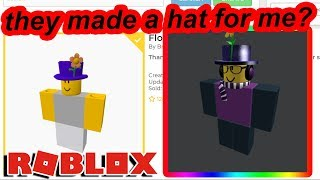 THE ROBLOX CLONE MADE ME A SPECIAL HAT THEREFORE ITS BETTER THAN ROBLOX