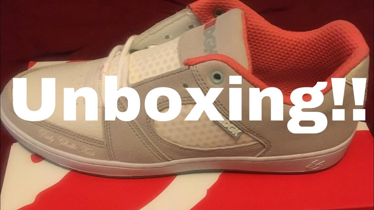 e3f8efe0b169ce Es accel slim X DGK unboxing - YouTube