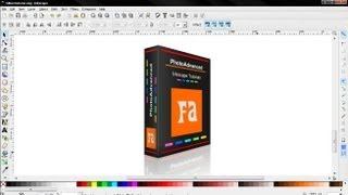 3D Box PART 1 - Inkscape Tutorial For Beginners