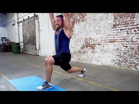 [ PREVIEW ] 25-Minute Strength Cardio Bootcamp Workout // MDTV044