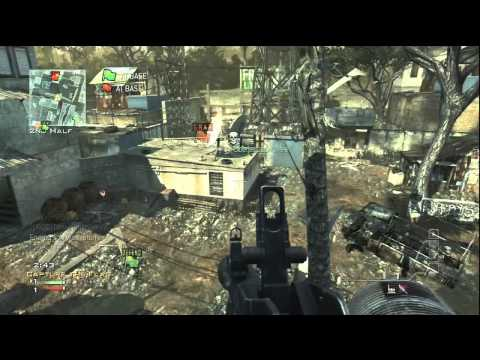 CoD MW3 Capture The Flag- Model